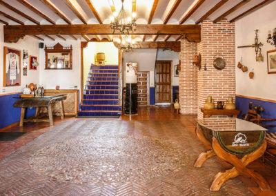 Interior Bodegas y Viñedos Castiblanque