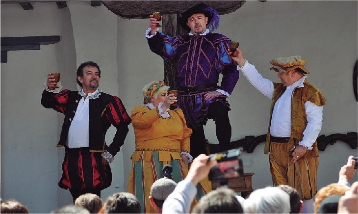 Ruta del Vino La Mancha - Feria de Tomelloso