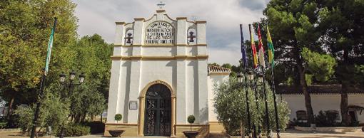 Ruta del Vino Castilla Lam Mancha - Museo y Santuario Virgen de la Viñas
