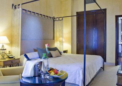Habitaciones Hotel intur Alcázar de San Juan