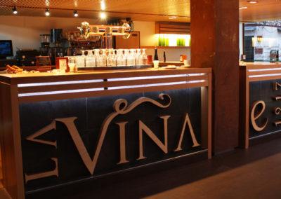 Restaurante La Viña E