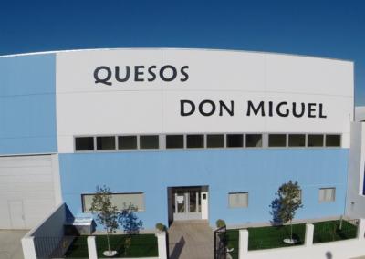 Fachada Quesos  Don Miguel