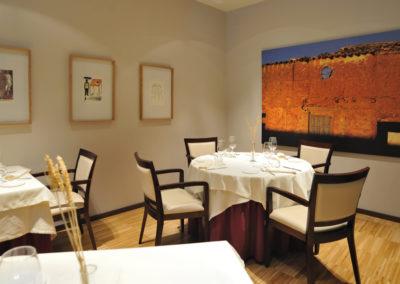 Sala Restaurante Azafrán Villarrobledo