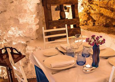 Restaurante Cueva La Martina Campo de Criptana