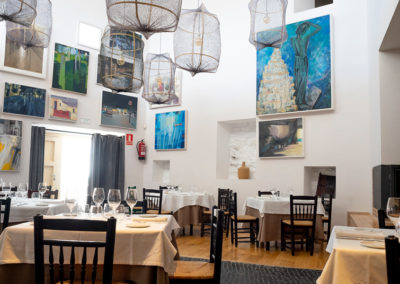 Salón Restaurante Las Musas Campo de Criptana