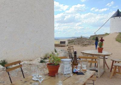 Ruta de los Molinos en La Mancha
