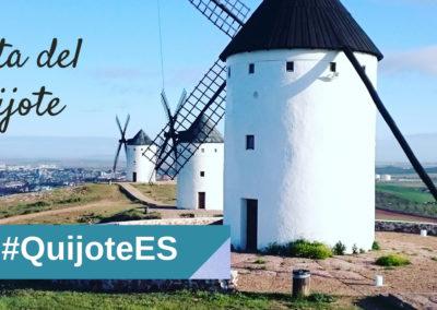 Ruta del Quijote Enclave Cultural