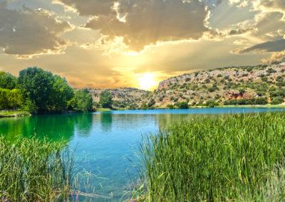 Ecoturismo cerca de La Ruta del Vino de La Mancha