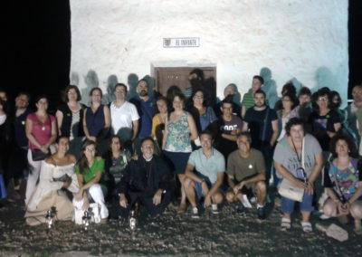 Visitas teatralizadas Enclave Cultural