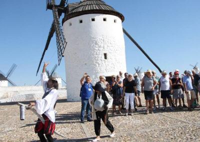 Don Quixote Tours Rutas Teatralizadas