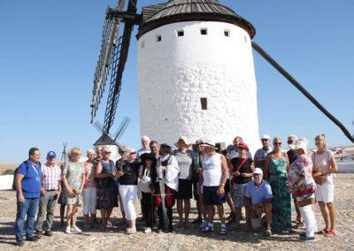 Visitar la Ruta del Vino de La Mancha Con Don Quixote Tours