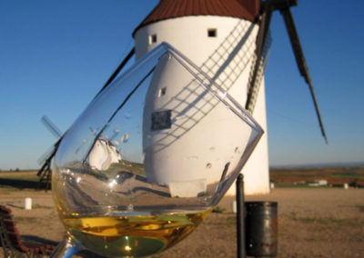 Empresa de enoturismo Don Quixote Tours