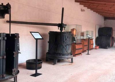 Visitar Museos Ruta del Vino de La Mancha