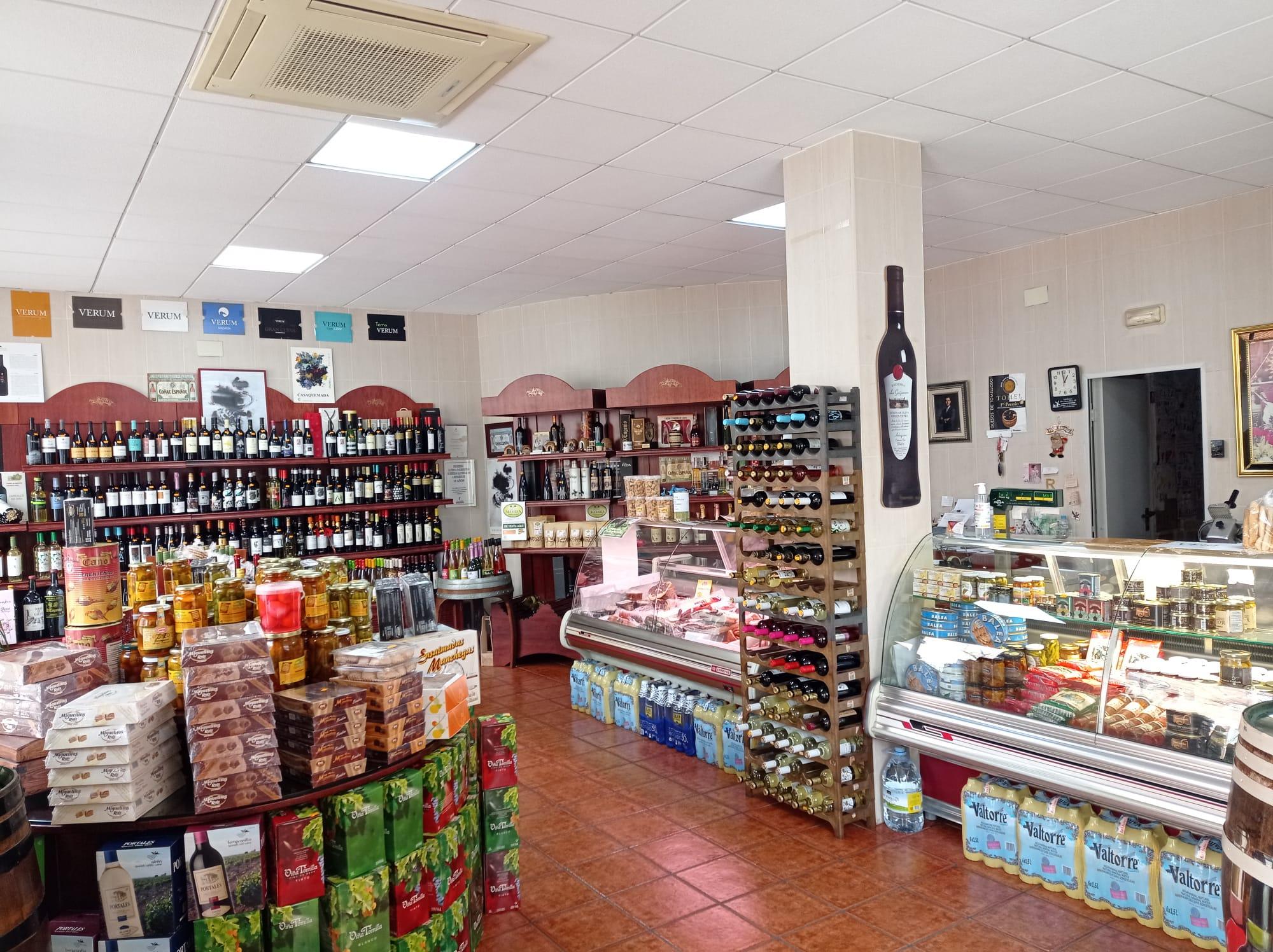 Ruta del Vino Castilla La Mancha - Servicios en Tomelloso - Hijas de García Perona